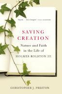 Saving Creation Pdf/ePub eBook