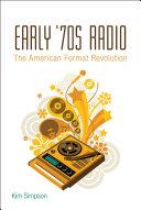Early '70s Radio [Pdf/ePub] eBook