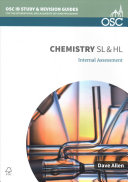 IB Chemistry Internal Assessment