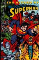 The Return of Superman Book