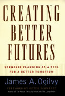 Pdf Creating Better Futures
