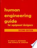Human Engineering Guide