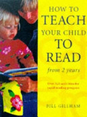 How to Teach Your Child to Read from Two Years