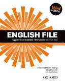 English File 3e Upper-intermediate Workbook Without Key