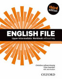 English File 3e Upper-intermediate Workbook Without Key