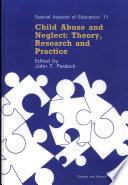 Child Abuse And Neglect Book PDF