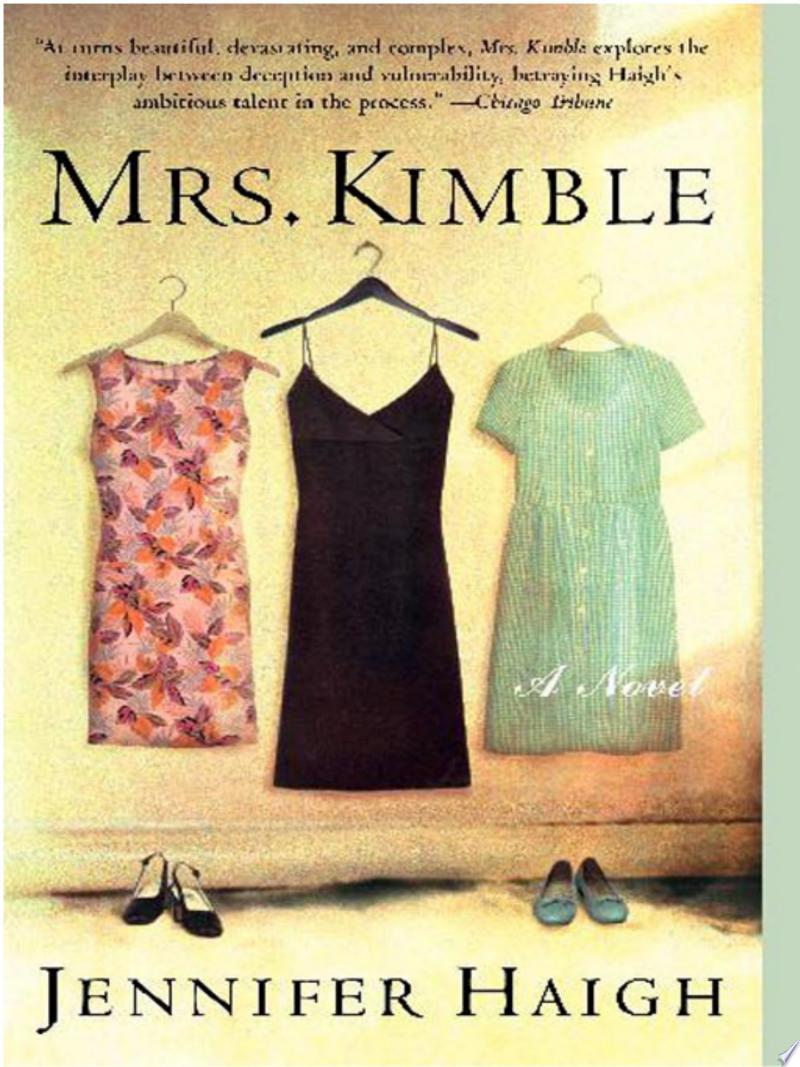 Mrs. Kimble banner backdrop