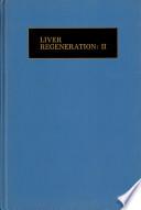 Liver regeneration Book