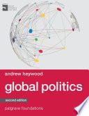 Introduction To Global Politics [Pdf/ePub] eBook