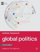 Pdf Global Politics Telecharger