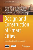 Design and Construction of Smart Cities
