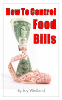 How to Control Food Bills