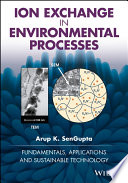 Ion Exchange in Environmental Processes