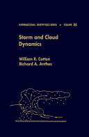 Storm and Cloud Dynamics Pdf/ePub eBook