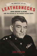 The Greatest of All Leathernecks Book