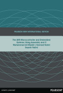 AVR Microcontroller and Embedded Systems  Pearson New International Edition