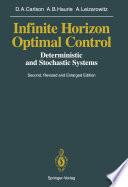 Infinite Horizon Optimal Control