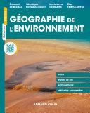 Pdf Géographie de l'environnement Telecharger