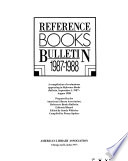 Reference and Subscription Books Reviews