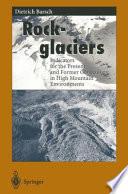 Rockglaciers Book