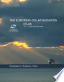 The European Solar Radiation Atlas