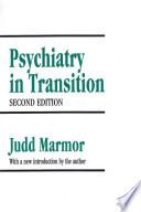 Psychiatry in Transition