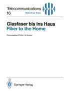 Glasfaser bis ins Haus   Fiber to the Home