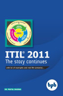 ITIL   2011 The Story Continues