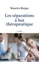 Pdf Les séparations à but thérapeutique - 3e éd. Telecharger
