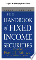 The Handbook of Fixed Income Securities, Chapter 20 - Emerging Markets Debt