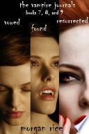 Vampire Journals Bundle  Books 7  8 and 9