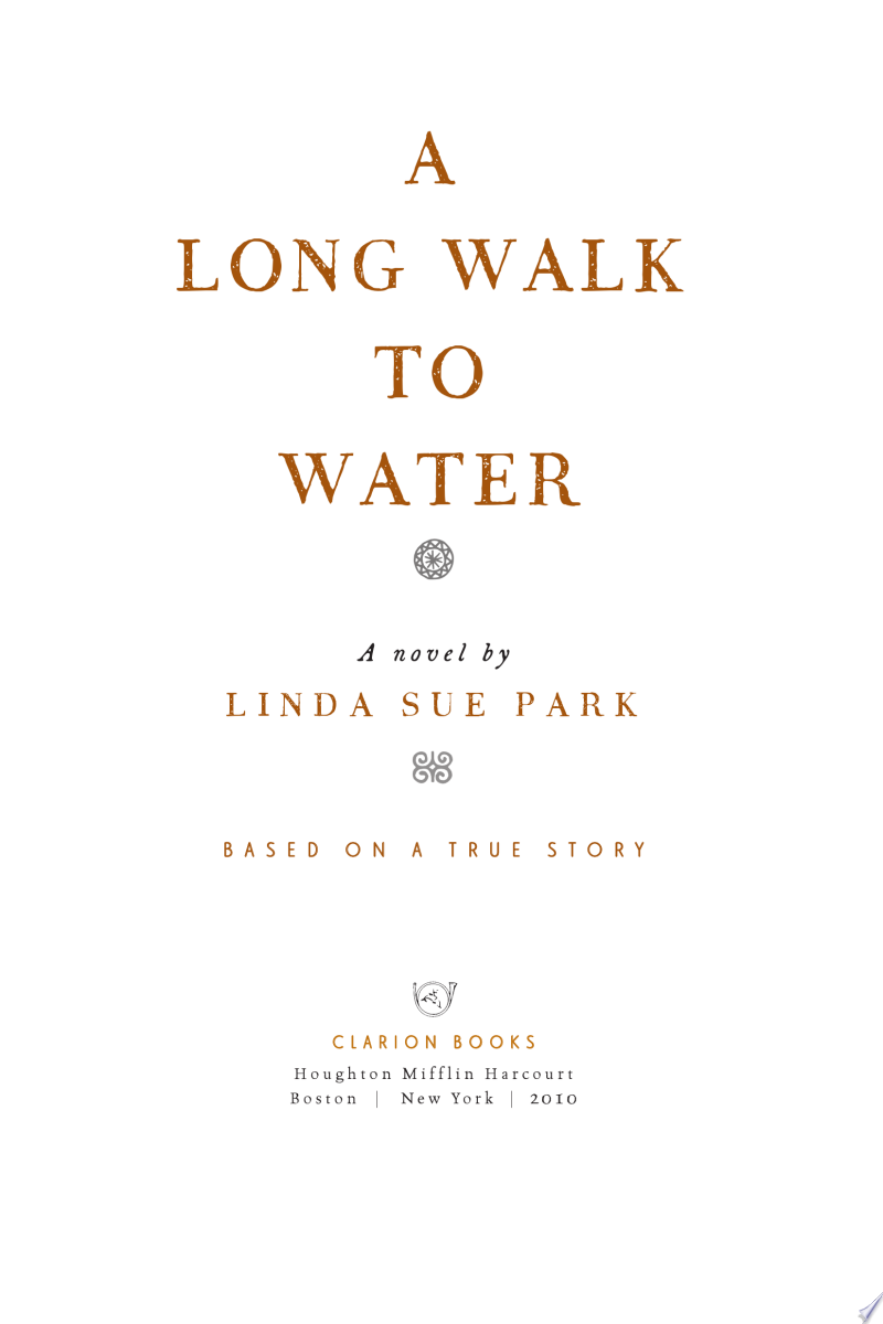 A Long Walk to Water image