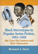 Black Stereotypes in Popular Series Fiction, 1851–1955 Pdf/ePub eBook