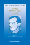 The New International Law