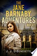 The Jane Barnaby Adventures Box Set
