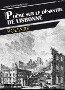 Poème sur le désastre de Lisbonne Pdf/ePub eBook