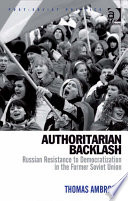 Authoritarian Backlash Pdf/ePub eBook