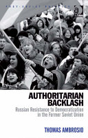 Authoritarian Backlash