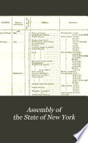 Assembly of the State of New York