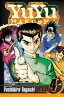 YuYu Hakusho, Vol. 4