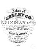 Atlas of Shelby Co   Indiana