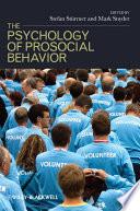 The Psychology Of Prosocial Behavior Book PDF