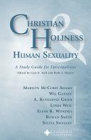 Christian Holiness   Human Sexuality