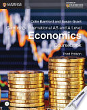 Books - Cambridge International As & A Level Economics Coursebook With Cd-Rom | ISBN 9781107679511