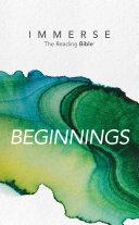 Immerse: Beginnings Pdf/ePub eBook