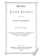 Little Classics  Mystery