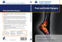 EFOST Surgical Techniques in Sports Medicine   Foot and Ankle Surgery