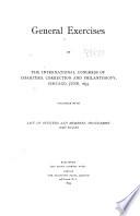General Exercises June 1893