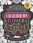 Introverts Coloring Book