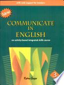 Communicate Eng. 3